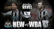 Newcastle United vs West Bromwich Albion Preview: Baggies look to arrest dismal away form
