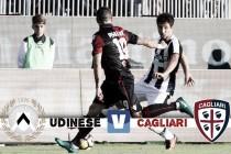 Udinese - Contro il Cagliari ci si aspetta altri segnali di crescita