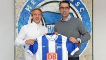 Skjelbred signs for Hertha Berlin