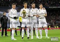 Ramos, James, Bale y Cristiano, candidatos al mejor once de 2015 para UEFA