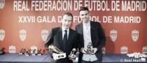 Carvajal, Mayoral y Asensio, premiados por la Federación Madrileña