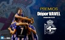 Premios Dépor VAVEL de la Temporada 2015/2016