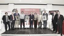 Éxito en la mañana de entrega de Los Premios Periodísticos