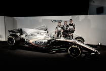 Force India sueña con entrar en el 'Top 3'