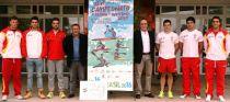La temporada 2015 de Piragüismo comienza en Sevilla con el Campeonato Nacional de Invierno