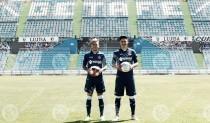 Álvaro Jiménez y Faurlín, presentados como nuevos jugadores azulones