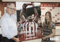 """""""La pasión de mi locUDA"""", el eslogan de la nueva campaña de abonos de la UD Almería"""