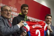 """Bernardo Cruz: """"Tengo claro a donde vengo y es un paso adelante"""""""