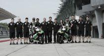 El SIC Racing Team de Moto3 echa a rodar