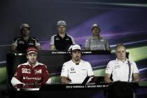 GP Europa: le voci dei piloti nella conferenza stampa di Baku