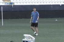 El Málaga CF ya cuenta con Amrabat en el entrenamiento