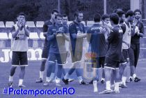 Pretemporada Real Oviedo, 2014-2015