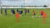 Dura pretemporada para el Recreativo de Huelva