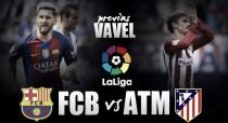 Liga, è la notte di Barcellona-Atletico Madrid