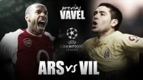Arsenal - Villarreal CF: el camino a París pasa por Londres