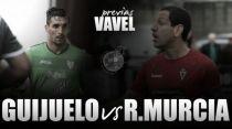 Guijuelo - Real Murcia: objetivos distintos, misma necesidad