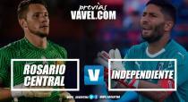 Previa Rosario Central - Independiente: un partido que define muchas cosas