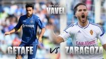 Previa Getafe CF - Real Zaragoza: duelo de banquillos efectivos