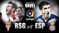 Previa Sporting de Gijón - RCDE Espanyol: a por todas