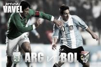 Previa Argentina - Bolivia: Polos opuestos