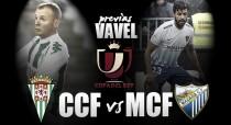 Previa Córdoba-Málaga CF: Una copa para celebrar