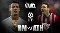 Real Madrid - Athletic Club de Bilbao: Chamartín pone las rachas a prueba