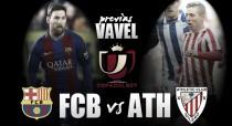 Previa FC Barcelona – Athletic Club: obligados a remontar