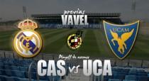 Previa Real Madrid Castilla - UCAM Murcia: el ascenso directo, a 90 minutos