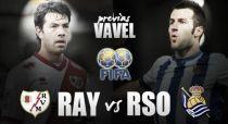Rayo Vallecano - Real Sociedad: partido de patrocinio