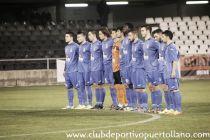 CD Puertollano- Mora CF: todos con Sergio