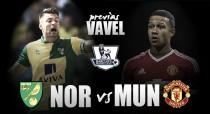 Norwich City - Manchester United: mientras hay vida, hay esperanza
