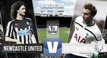 Newcastle vs Tottenham en vivo y en directo online en la Premier League 2015 (0-1)