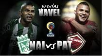 Previa Atlético Nacional - Patriotas: regalar un triunfo al 'hincha verde' en su día