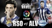 Previa Real Sociedad - Deportivo Alavés: recuperar sensaciones