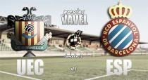 UE Cornellà - Espanyol B: prueba de fuego para salir del descenso