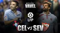 Celta - Sevilla: volver a pensar en la Liga