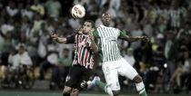 Previa São Paulo - Atlético Nacional: los verdes quieren una final más para su historia