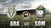 Arandina CF - UD Somozas: final por la permanencia
