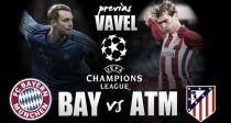 Bayern Múnich - Atlético de Madrid: partido de trámite entre clasificados