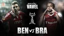 SL Benfica - Sporting Braga: con el doblete entre ceja y ceja
