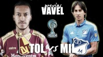 Deportes Tolima a empezar con el pie derecho los cuartos de la Copa