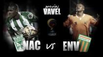 Previa Atlético Nacional - Envigado FC: un 'clásico joven'para acercarse ala clasificación