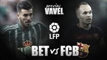 Previa Real Betis Balompié - FC Barcelona: Andalucía dictará sentencia