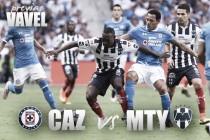 Previa Cruz Azul – Monterrey: hora de empezar a convencer