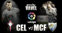 Previa Celta de Vigo - Málaga CF: Balaídos medirá a un equipo renovado