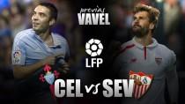 Celta de Vigo vs Sevilla en vivo y en directo online