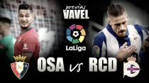 Previa Osasuna - Deportivo: un último esfuerzo