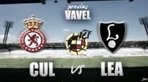 Cultural y Deportiva Leonesa - CD Lealtad: duelo trampa