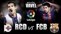 Previa Deportivo - FC Barcelona: dos equipos con la moral alta