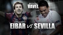 Eibar - Sevilla: solo les vale ganar